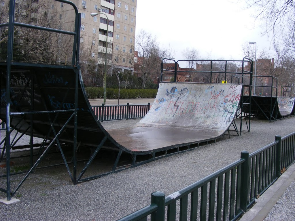 Surf en Vallecas 2010