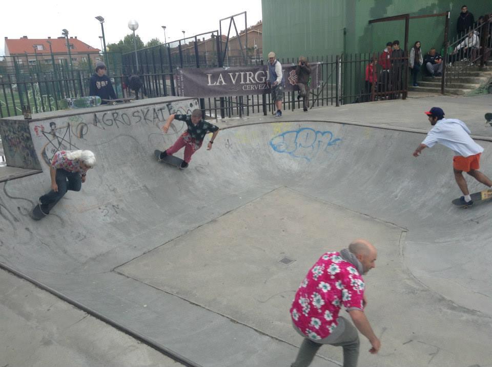 Pepito Piscinas guateque skatefari