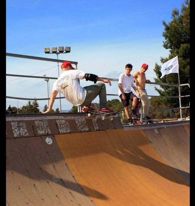 Ibiza Santa Eulalia Skate