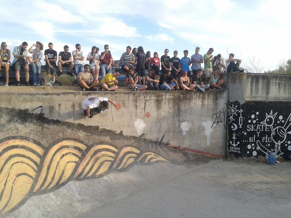 Último Skate Jam Canal