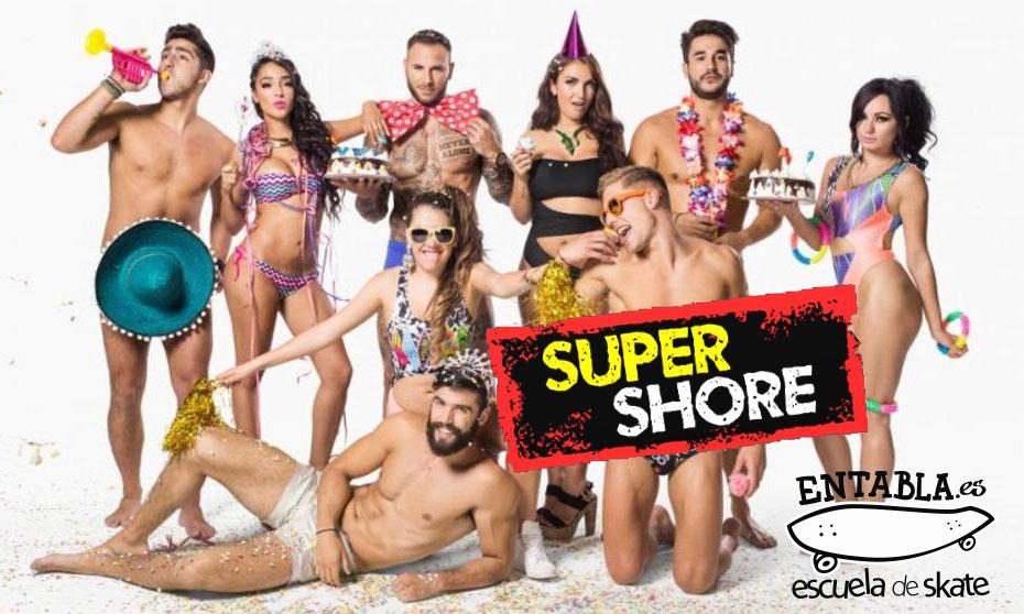Super Shore en skate