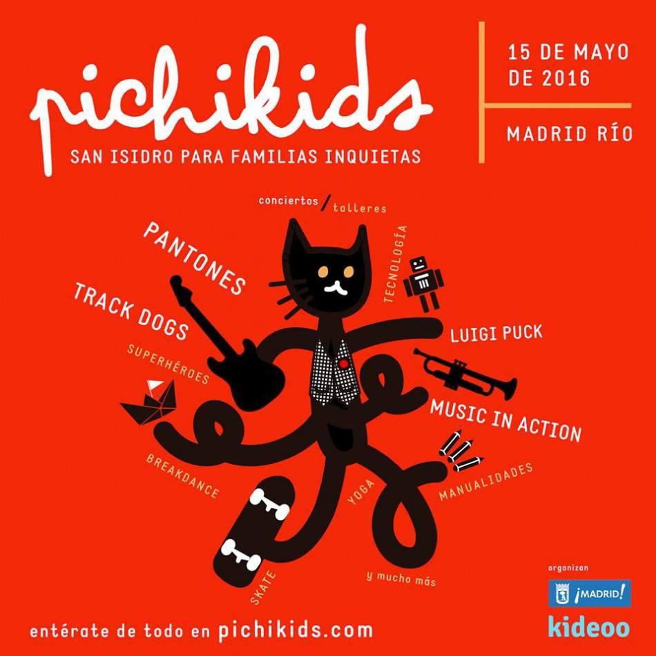 Pichikids – San Isidro 2016