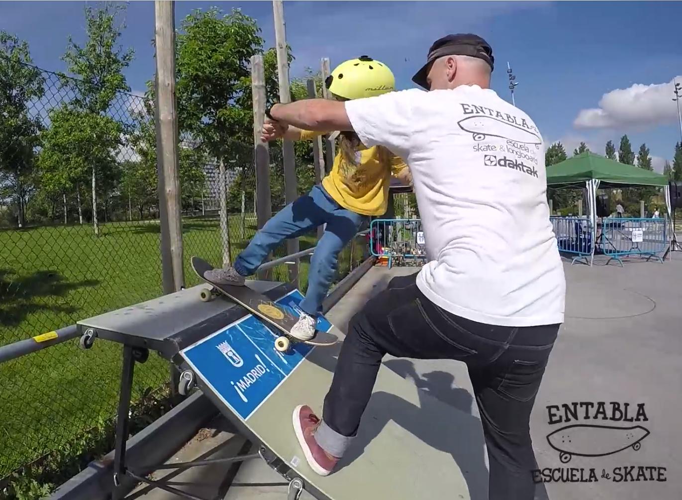 Taller Skate San Isidro