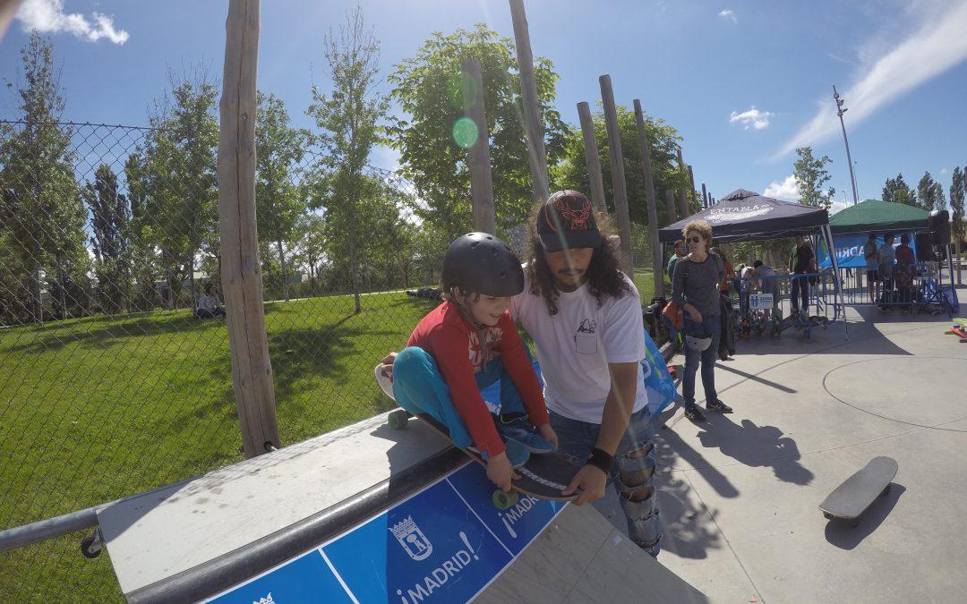 Skatecamp urbano
