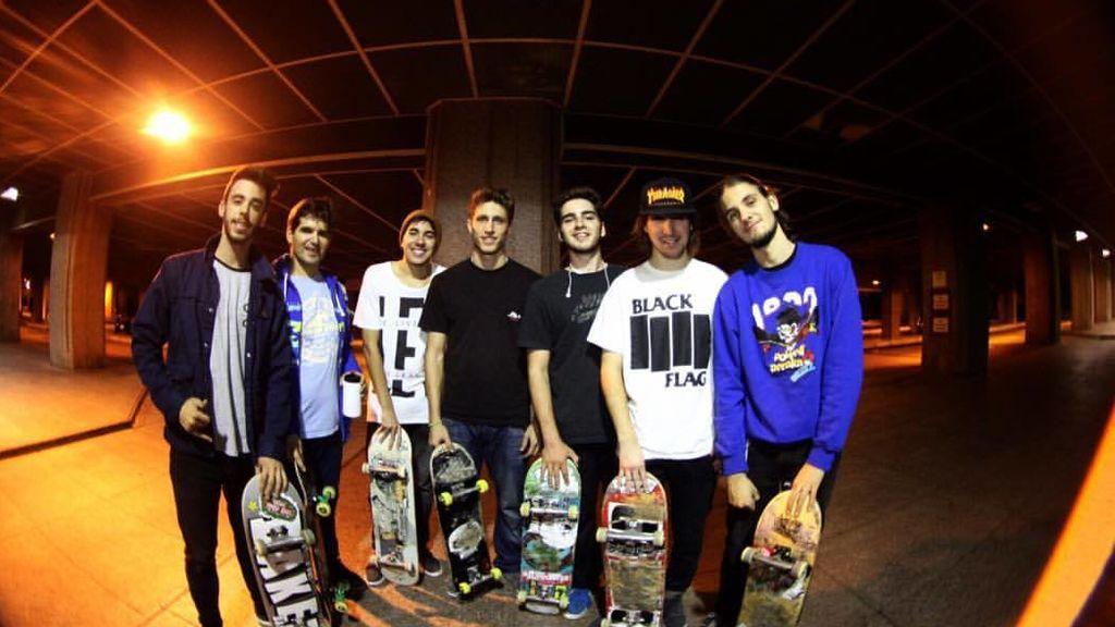 Héroe del skateboarding