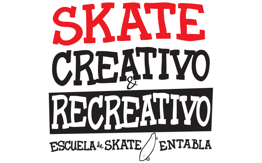Skate creativo y recreativo