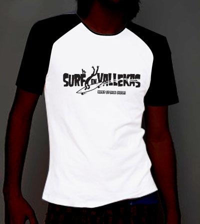 Camiseta Surf en Vallekas