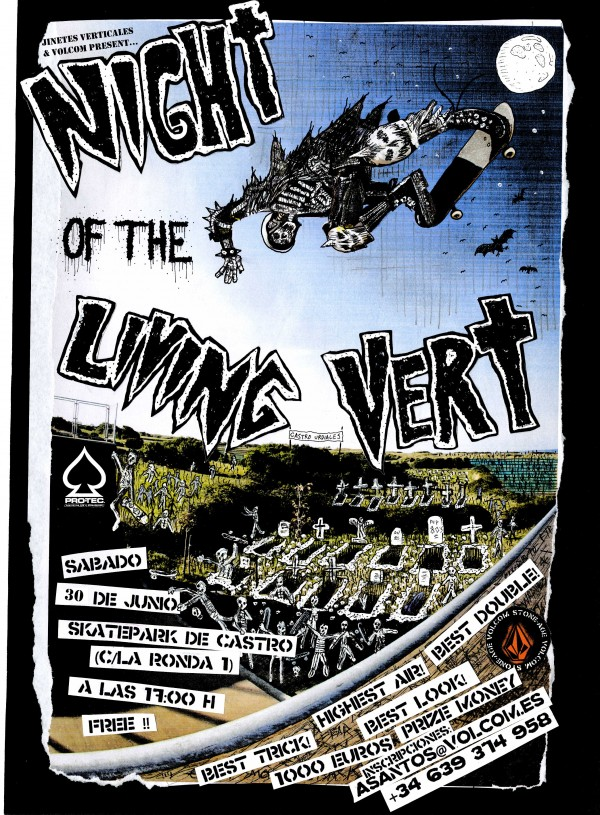 Night of the Living Vert