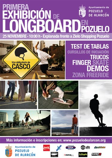 I Jornada de Longboard