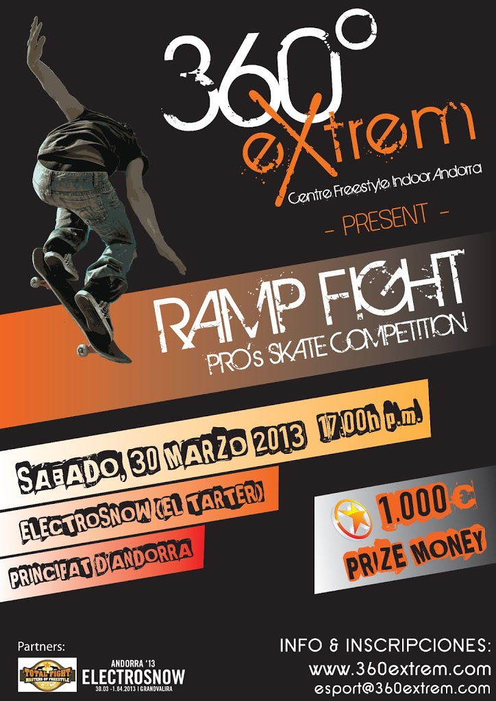 360ºeXtrem Ramp Fight