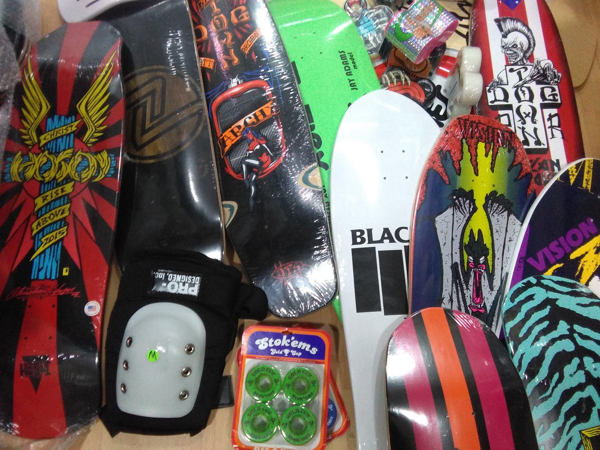 Pop skate shop