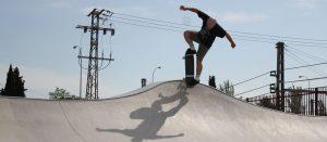 ENTABLA escuela de skate