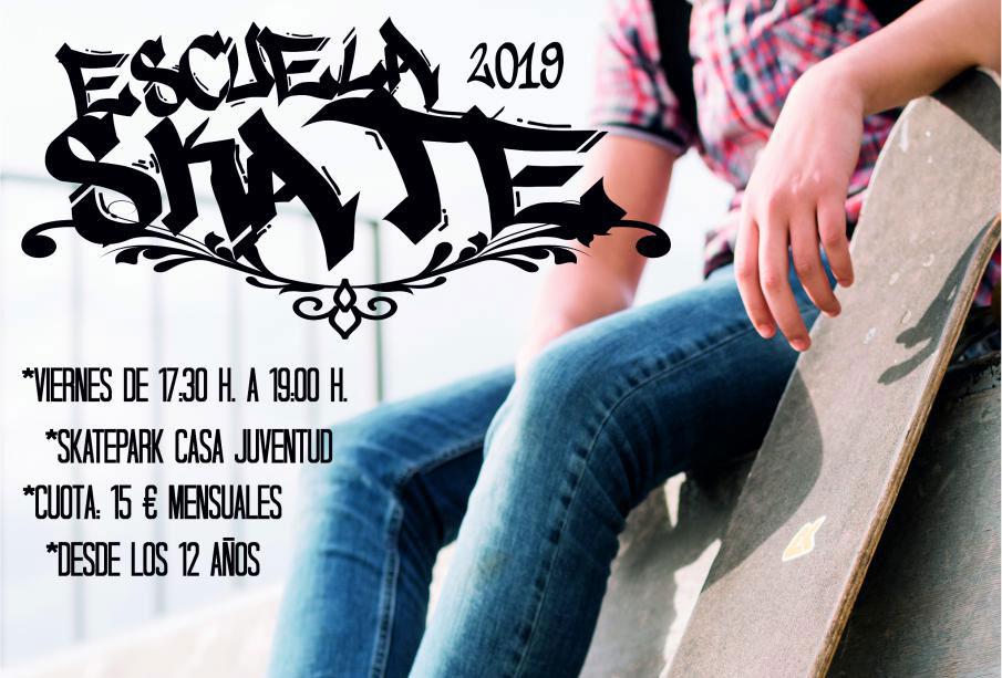 Clases de skate en Nuevo Baztán