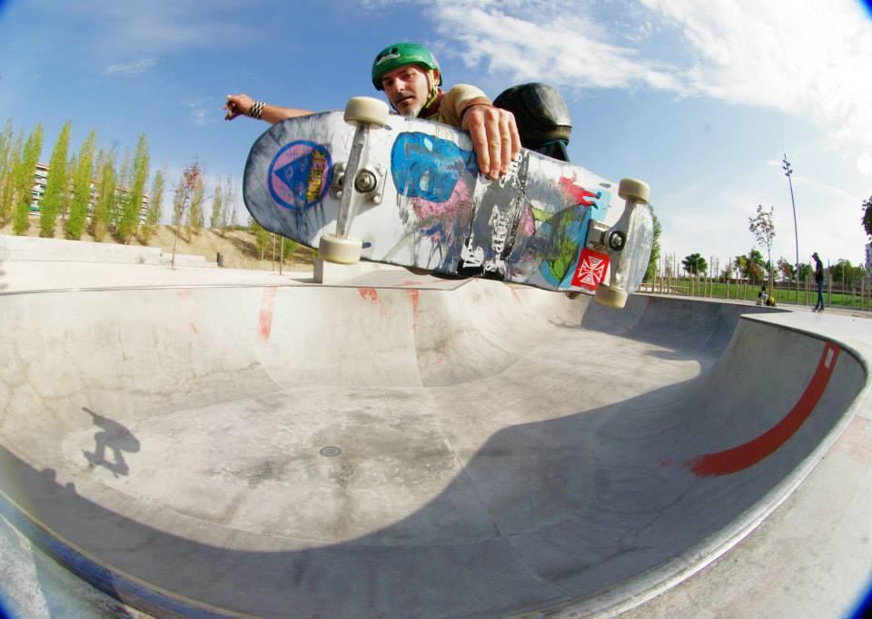 Elegir skatepark para aprender