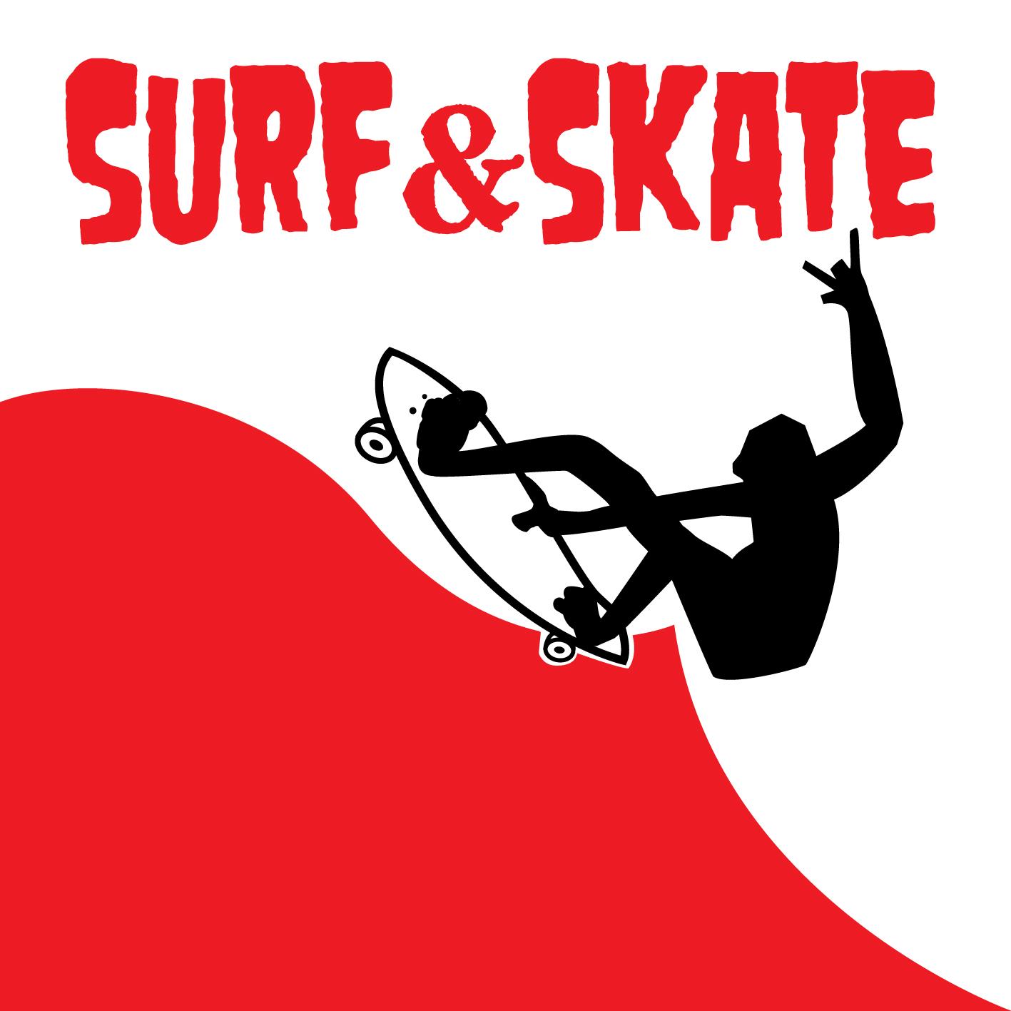 Surfskate y skate orientado al surf