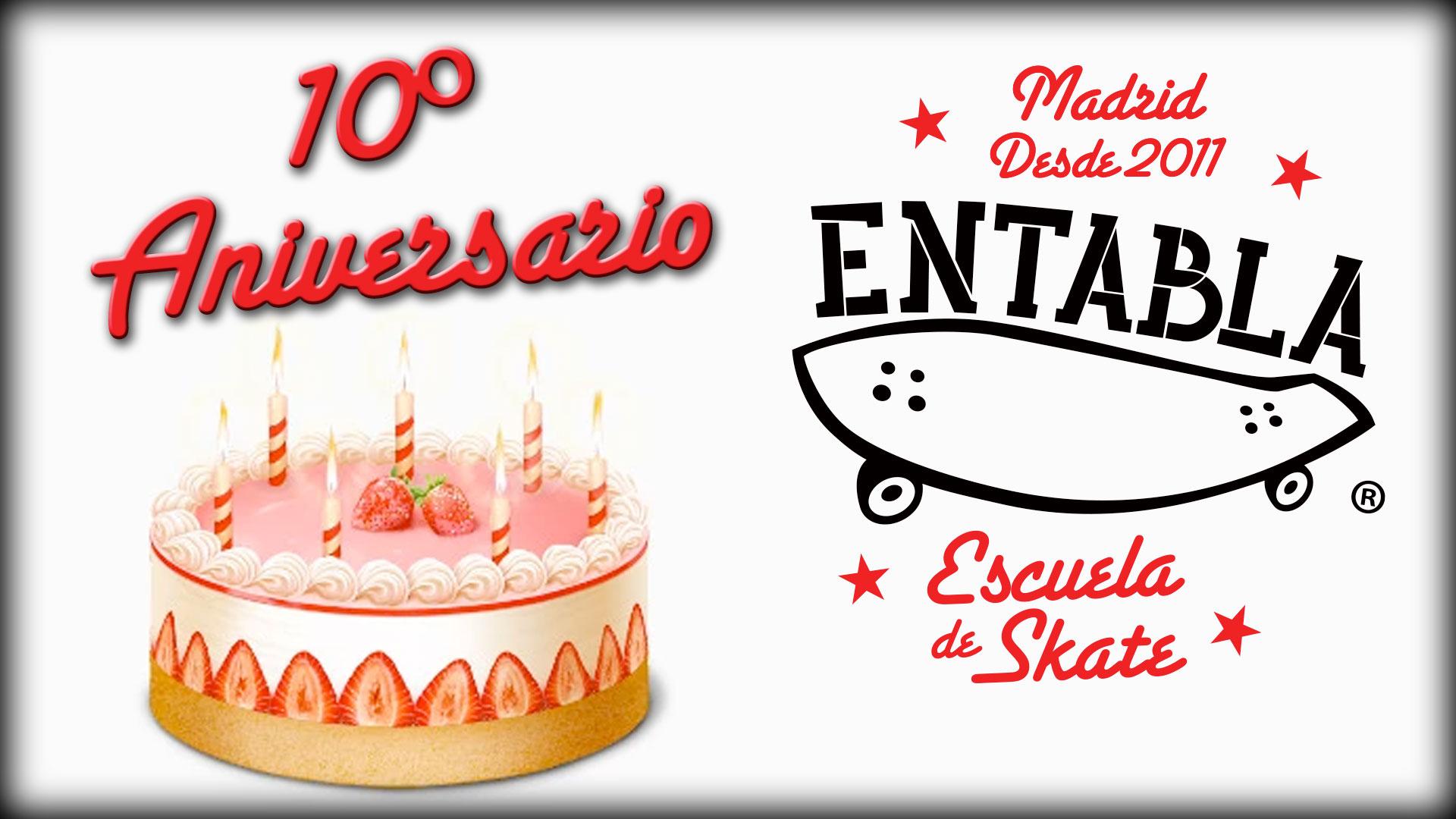 10º Aniversario ENTABLA
